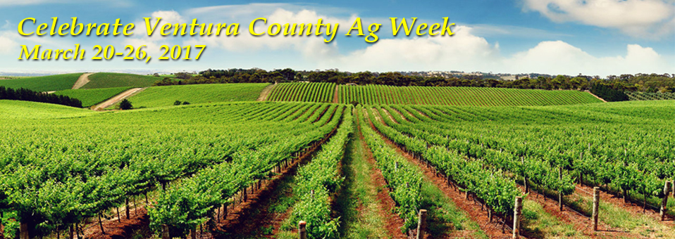 Ventura County Ag Week 2017