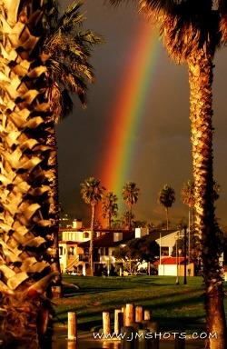 El Nino rainbow