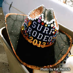 Rodeo-hat