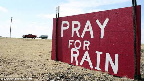drought-pray