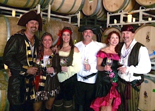Four Brix WInery owners