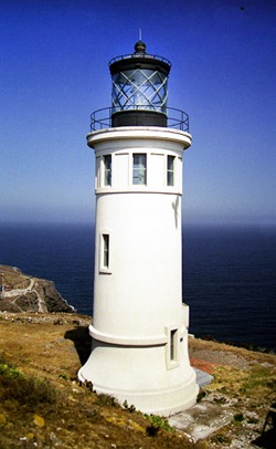 The Anacapa Island Lighthouse today