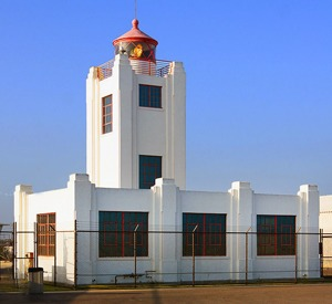 The Port Hueneme Lighthouse today